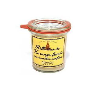 Bretonische Fischrillettes aus Hering und Tomaten