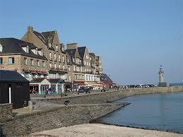 Cancale Hafen