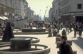 Brest Stadtzentrum