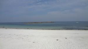 Plage sur l'Ile de Batz