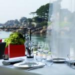 Bretonisches Restaurant castel beau site