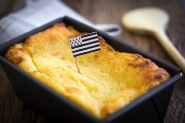 Bretonischer Kartoffelkuchen, Kouign-Patatez
