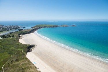 Strand in Conquet | Finstere