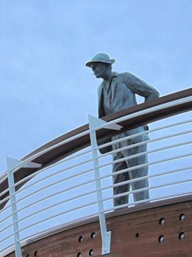 Denkmal für Monsieur Hulot