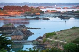 Die Gezeiten sorgen in der Bretagne für viel Abwechslung