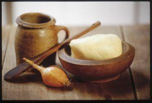 Gesalzene Butter Bretagne