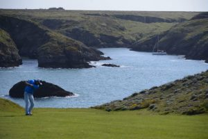 Golfplätze Bretagne
