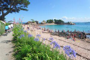 Am besten auf dem Fahrrad erkunden: Île de Bréhat