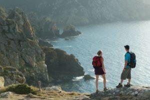 Cap Sizun: Wandern auf dem Wanderweg GR 34