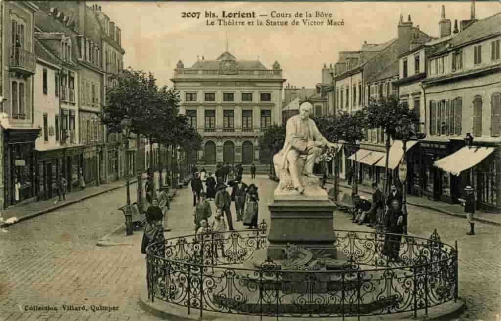 Lorient historisch