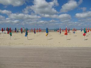 Deauville Strand