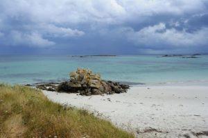 Am Strand der Île de Batz