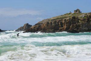 Bretagne Surfen