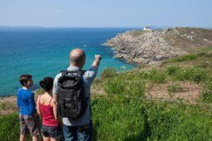 Wandern Cap Sizun