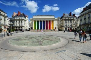 Nantes Place Graslin