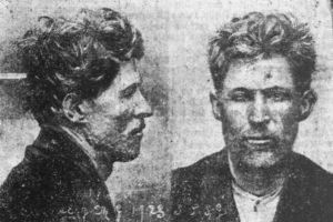 Guillaume Seznec nach seiner Verhaftung