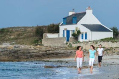 Ferienhaus Strand Bretagne