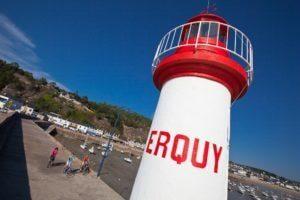 Cap Erquy Leuchtturm