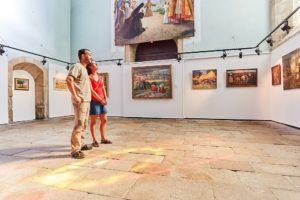 Das Museum Faouët in Quimper ist immer einen Besuch wert