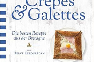 Crêpes und Galettes – Die besten Rezepte aus der Bretagne