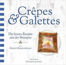 Crêpes Galette Kochbuch