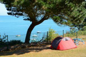 Die schönsten Campingorte in der Bretagne