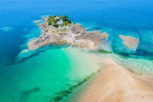 île du Guesclin unweit von Cancale