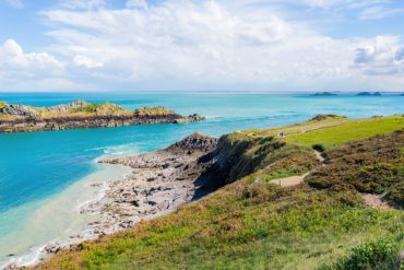 Cancale Wandern Pointe du Grouin